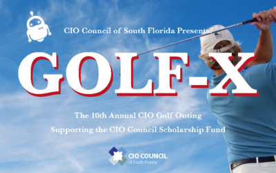 Last Chance to Register 10th Annual CIO Council Golf Outing – Call for Sponsors and Players – Sep 22