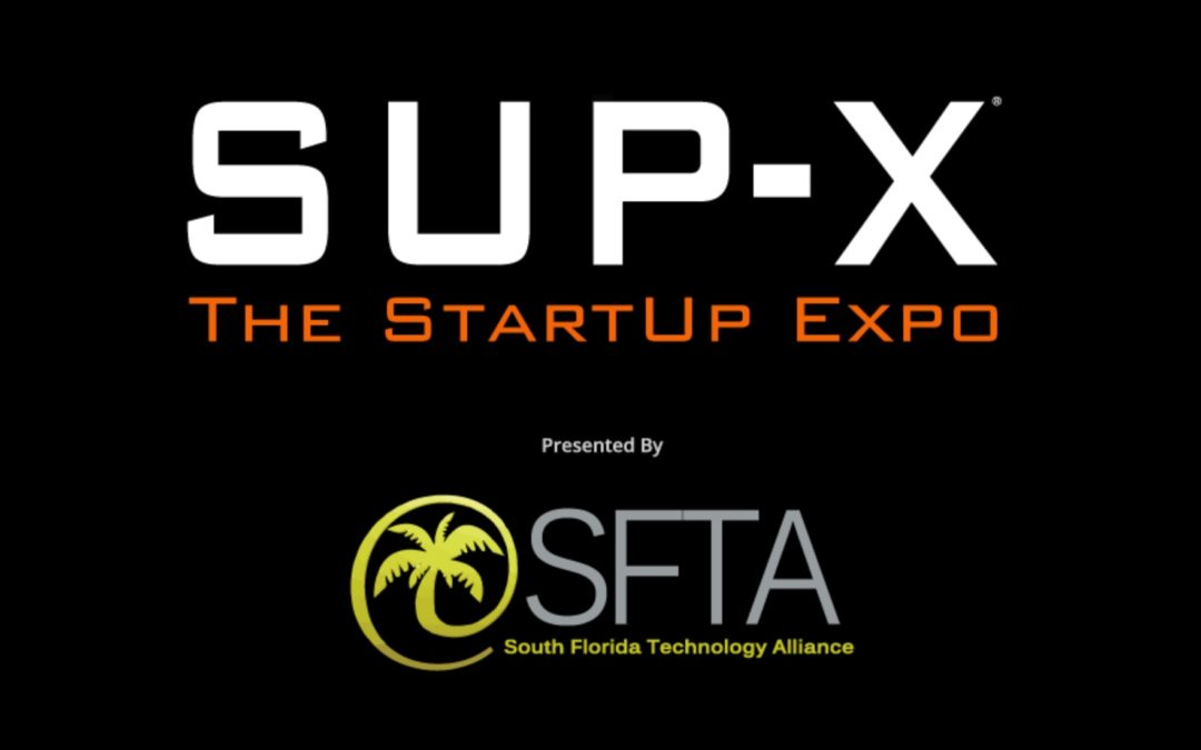 SUP-X The Startup Expo – Jul 26