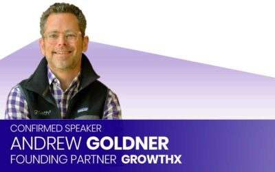 Andrew Goldner of GrowthX Confirmed for ITPalooza – Dec 5